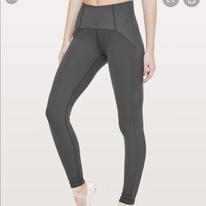 Lululemon x Francesca Hayward leggings